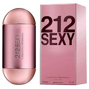 Perfume Feminino - 212 Sexy - Carolina Herrera Original