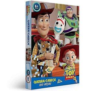 Quebra-Cabeças - Toy Story 4 100pçs - Jak