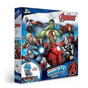 Quebra-Cabeças - Avengers Grande 120pçs - Jak