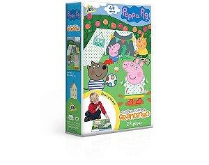 Quebra-Cabeças - Peppa Pig 28pçs - Jak