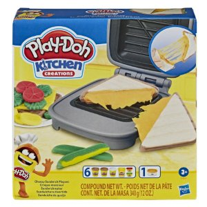 Play Doh Kitchen Creations - Queijo Quente - Hasbro
