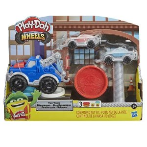Play Doh Wheels - Caminhao Reboque - Hasbro