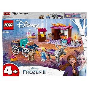 Lego Disney - Frozen 2 Trenó de Aventura da Elsa - Original Lego