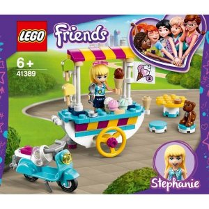 Lego Friends - Ice Cream Cart - Original Lego