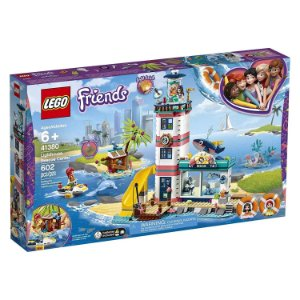 Lego Friends - Lighthouse Rescue Center - Original Lego