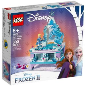 Lego Disney - Frozen 2 Elsa's Jewelry Box Creation - Original Lego