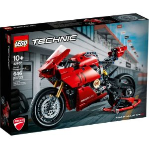 Lego Technic - Ducati Panigale V4 R - Original Lego
