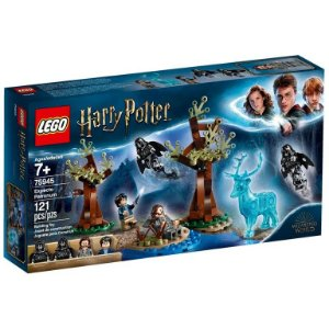 Lego Harry Potter - Expectro Patronum - Original Lego