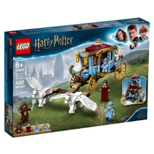 Lego Harry Potter - Beauxbatons' Carriage: Arrival at Hogwarts - Original Lego