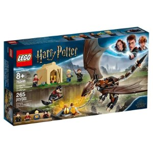 Lego Harry Potter - Hungarian Horntail Triwizard Challenge - Original Lego