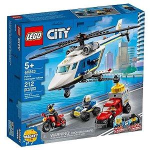 Lego City - Police Helicopter Chase - Original Lego
