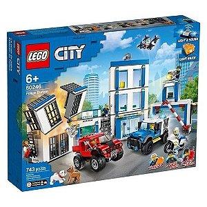 Lego City - Police Station - Original Lego