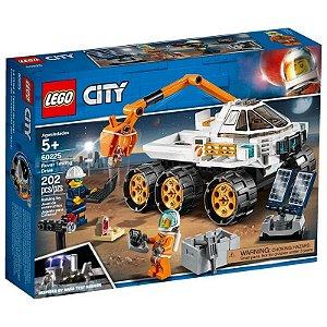 Lego City - Rover Testing Drive - Original Lego