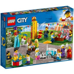 Lego City - People Pack Fun Fair - Original Lego