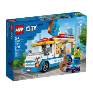 Lego City - Ice-Cream Truck - Original Lego