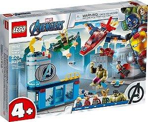 Lego Avengers - Avengers Wrath of Loki - Original Lego