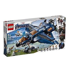 Lego Avengers - Avengers Ultimate Quinjet - Original Lego