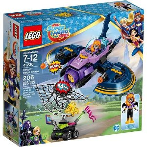 Lego Super Hero Girls - Batgirl Batjen Chase - Lego Original