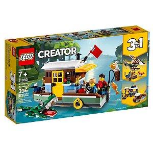 Lego Creator - Riverside Houseboat - Original Lego