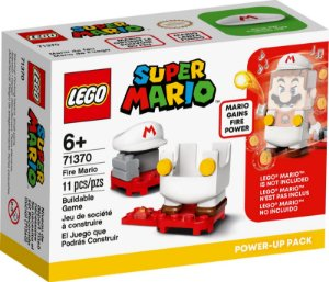 Lego Super Mario - Fire Mario - Original Lego