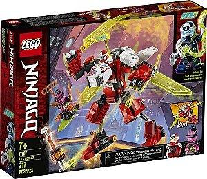 Lego Ninjago - Kai's Mech Jet - Original Lego