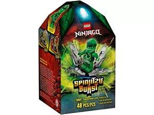 Lego Ninjago - Spinjitsu Burst Lloyd - Original Lego