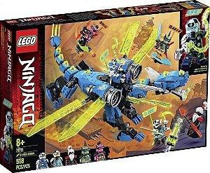 Lego Ninjago - Jay's Cyber Dragon - Original Lego