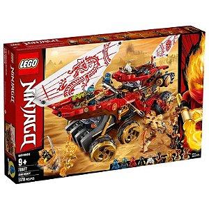 Lego Ninjago - Land Bounty - Original Lego