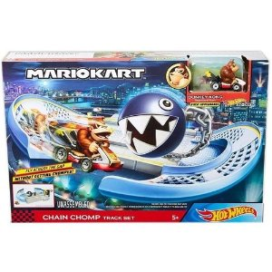 HotWheels - Mariokart Circuito Correntes Chomp