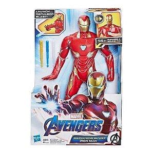 Boneco Eletronico Repulsor Blast Homem de Ferro - Hasbro