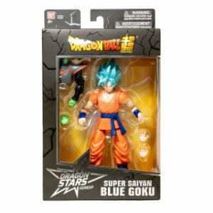 Figura de Animação - Dragon Ball Super - Dragon Stars - Super Saiyan Blue Goku