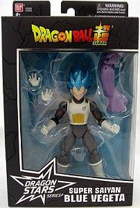 Figura de Animação - Dragon Ball Super - Dragon Stars - Super Saiyan Blue Vegeta