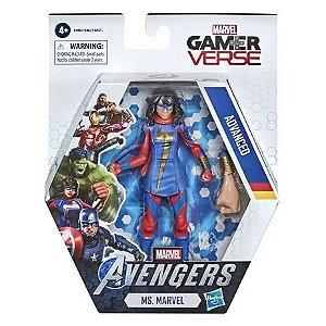 Figuras Avengers Gamer Verse - Hasbro - Ms Marvel