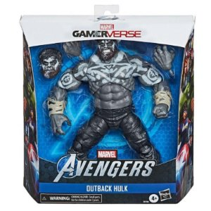 Figuras Avengers Gamer Verse - Hasbro - Hulk