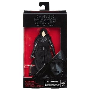 Figuras 15cm - Star Wars The Black Series - Kylo Ren