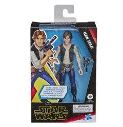 Figuras 12cm - Star Wars Galaxy of Adventures - Han Solo