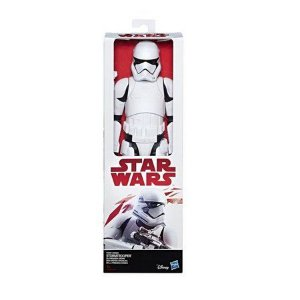 Figuras de Ação Star Wars - Stormtrooper