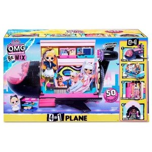 L.O.L. SURPRISE OMG REMIX PLANE