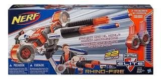 NERF N-STRIK B1493 ELITE RHINO FIRE