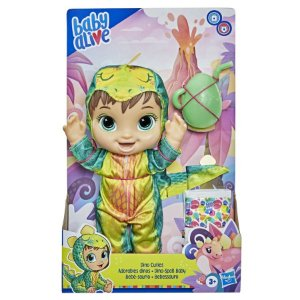 BABY ALIVE DINO CUTIES MORENA F0934