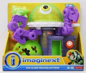 IMAGINEXT CCH64 ESTACAO ALIEN