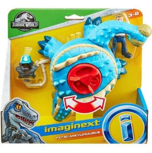 IMAGINEXT -  JURASSIC WORLD ANQUILOSSAURO