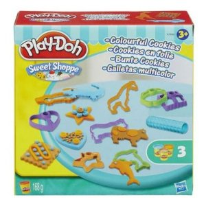 PLAY DOH DI EXCLUSIVO SWEET SHOPPE COOKIES A7656