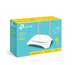 Roteador Wireless N 300mbps - Tl-wr849n 2 Antenas