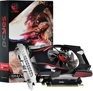 PLACA DE VÍDEO PCYES AMD RADEON HD 6570 2GB GDDR5 128BITS