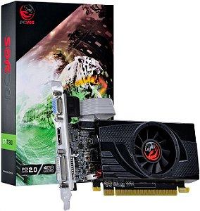 PLACA DE VÍDEO PCYES GEFORCE GT 730 4GB GDDR5 64BITS