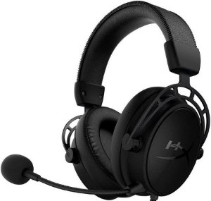 HEADSET HYPERX CLOUD ALPHA S 7.1 GAMER HX-HSCAS-BK/WW