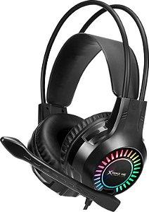 HEADSET XTRIKE ME BACKLIT RGB  GAMER GH-709