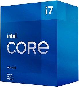 PROCESSADOR INTEL CORE I7 11700F 2.5GHZ 16MB CACHE LGA1200