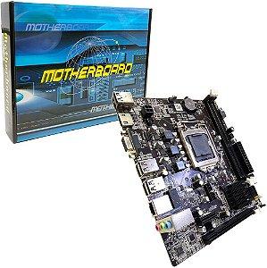 PLACA MÃE INTEL GHT ZX-H61C DDR3 LGA1155